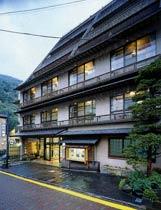 鹿教湯温泉 いづみや旅館/外観