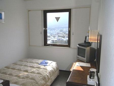 島原東洋パークサイドホテル(旧 島原第一ホテル)/客室