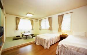 プチホテル アンシャンテ/客室