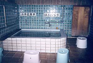 吉野谷鉱泉/客室