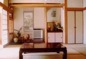 前島民宿 ふる里/客室