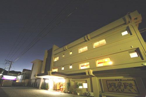 嬉野温泉  湯心の宿 グランド鳳陽/外観