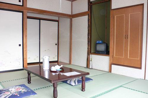 民宿 樹海荘/客室