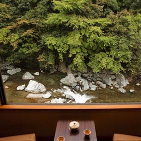摂津峡花の里温泉 山水館/客室