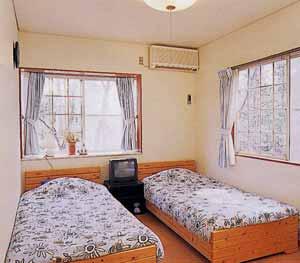 ペンション タイムリー/貸別荘/客室