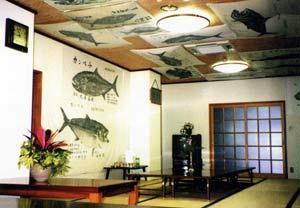 総合釣りセンター 八丈島 アサギク <八丈島>/客室