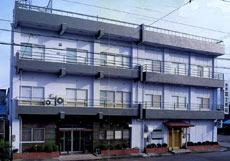 冨士見荘旅館/外観