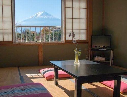 民宿旅館 富士見園/客室