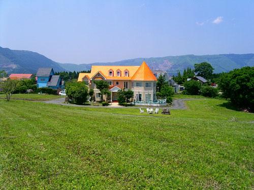 パノラマガーデンリゾート とんぼの郷 プチホテルエリーゼ/外観
