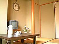 旅館 たけ川/客室