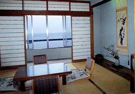 割烹旅館 東京湾/客室