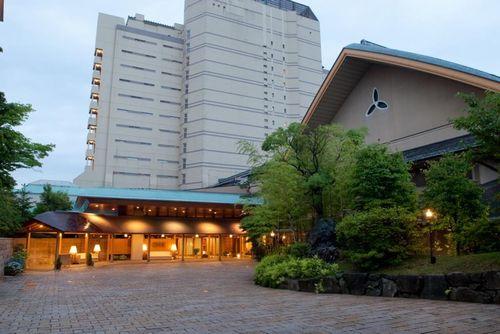 和倉温泉 日本の宿 のと楽/外観