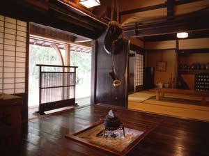 日登美山荘/客室