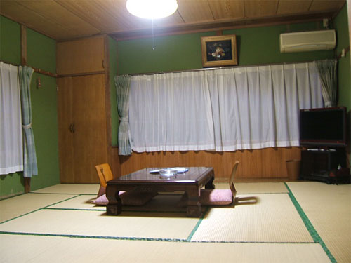 民宿 瀬波荘/客室