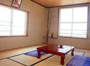 民宿 海の家 だるまや/客室