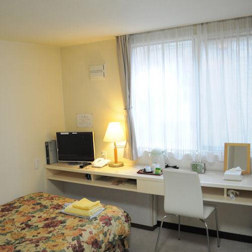 ホテル ベイサイド室蘭/客室