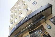 プラザホテル中津川 栄/外観