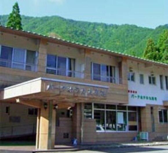国民宿舎 パークホテル九頭竜/外観