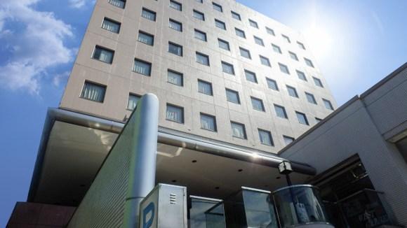 富士宮シティホテル(BBHホテルグループ)/外観