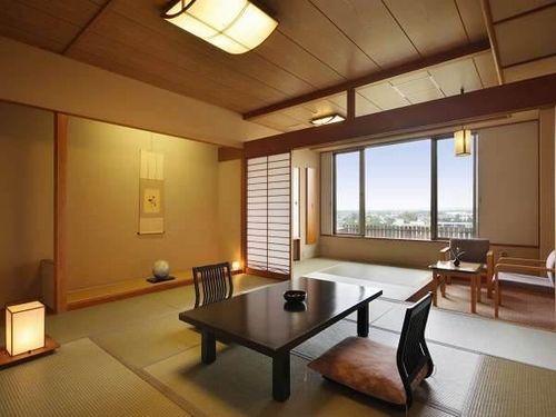 潮の香の湯宿 浜紫/客室