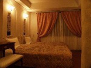 アラビアンアートホテル(旧:アラビアンアート HOTEL&GALLERY)/客室