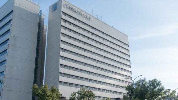 チサンホテル神戸/外観