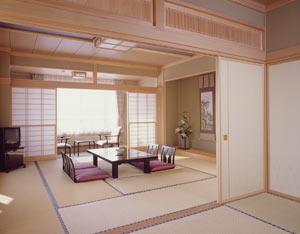 ホテル ノース志賀/客室