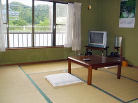 松崎温泉 ヴィラ扇/客室