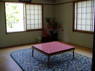 樹園/客室