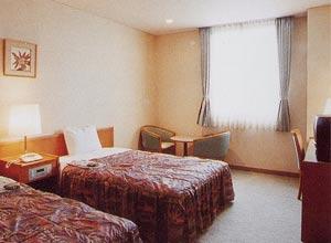セントラルホテル鴨島/客室
