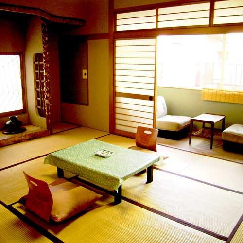 飯坂温泉 旅館 昭泉閣/客室