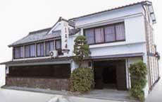 料亭 旅館 三川屋/外観