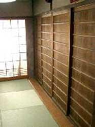 ほっこりする京の町屋 上野屋/客室