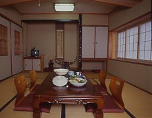 旅館 銀波荘/客室