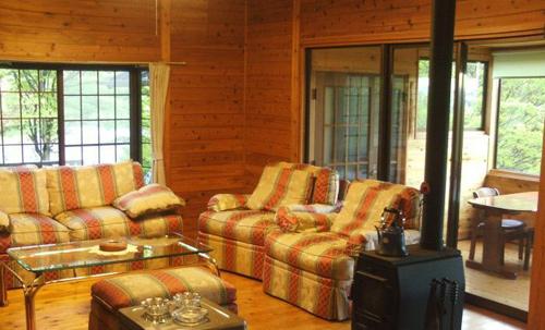 ロッジ 山の家/客室