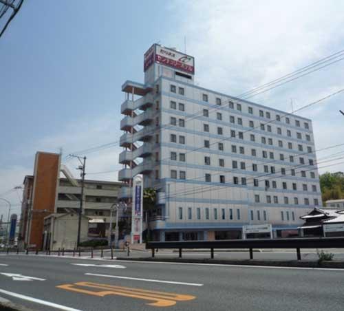 福山センチュリーホテル/外観