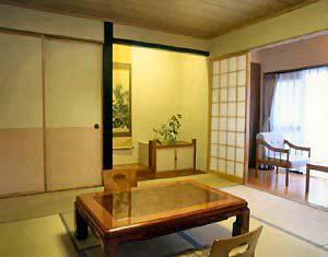 鹿教湯温泉 くつろぎの宿 黒岩旅館/客室