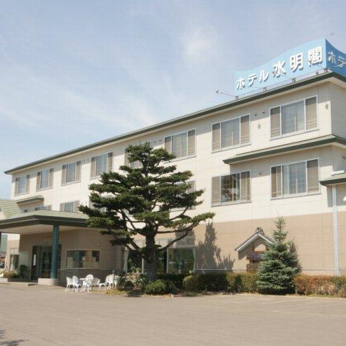 ホテル 水明閣/外観