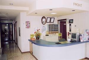 ビジネスホテル 古賀島/客室