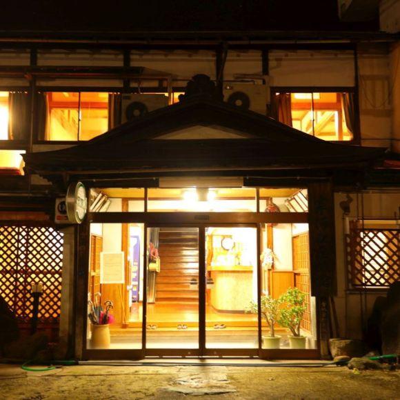 かみのやま温泉 寒河江屋旅館/外観