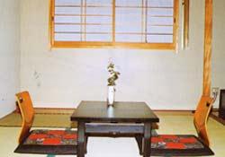 かな半旅館/客室