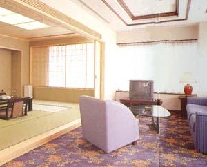 諫早観光ホテル 道具屋/客室