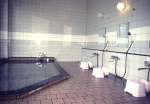 智恵子の湯/客室