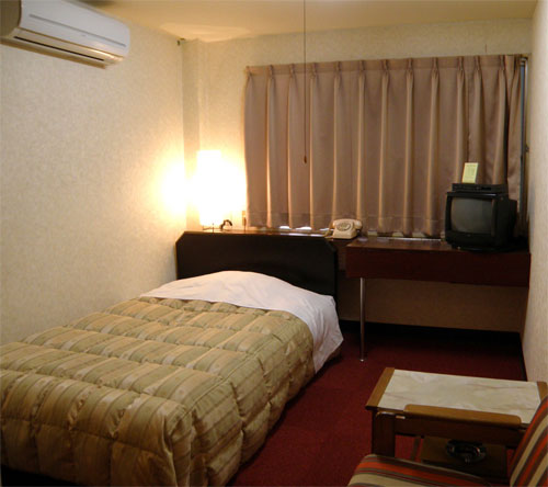 ビジネスホテル 天文館/客室