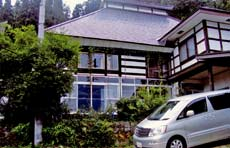 きすげ荘/外観
