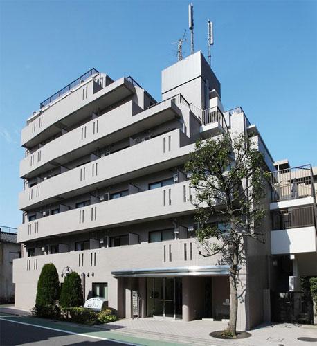 東急ステイ目黒・祐天寺/外観