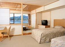 小湊温泉 鴨川ホテル三日月/客室