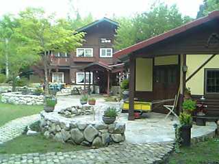 PENSION 山林舎<熊本県>/外観