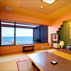 たら竹崎温泉 海上館/客室