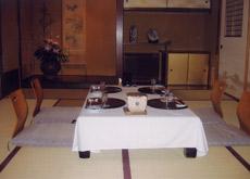 四季魚料理 東西屋/客室